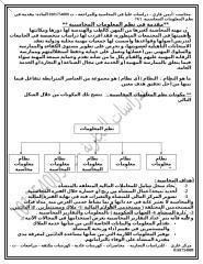 مقدمة في نظم المعلومات المحاسبية.doc