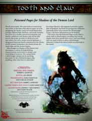 Shadow of the Demon Lord - Tooth and Claw.pdf