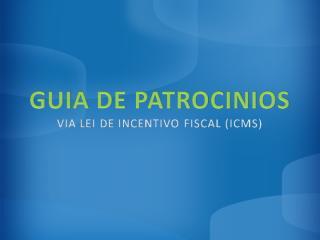 Guia_Projetos Incentivados_TBA_V2.ppt