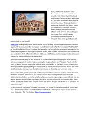 Rome tours.docx